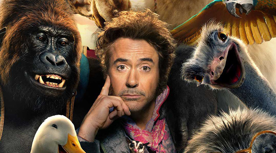 Here is the brand new trailer for Dolittle starring Robert Downey Jr.