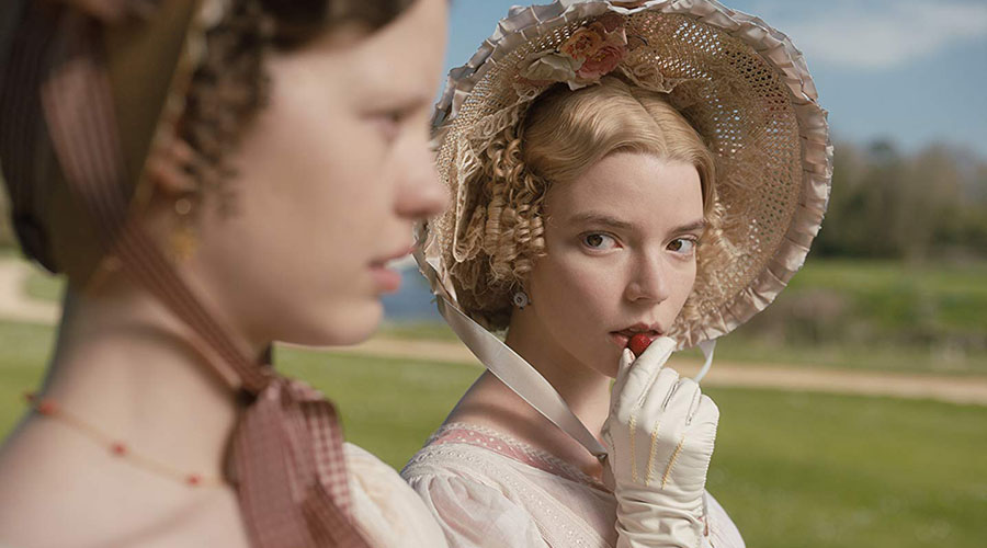 Watch the new trailer for Jane Austen's Emma