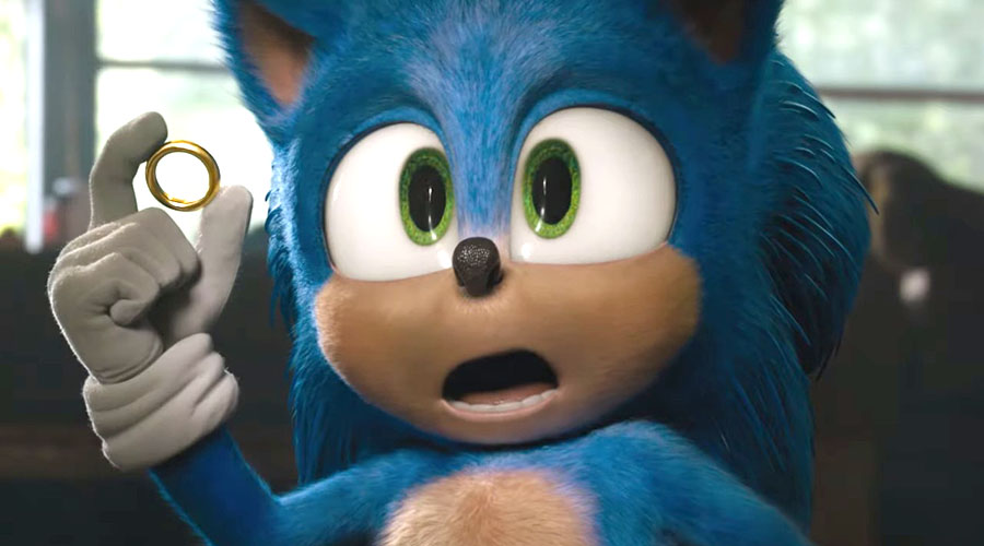 Watch the new trailer for Sonic the Hedgehog!
