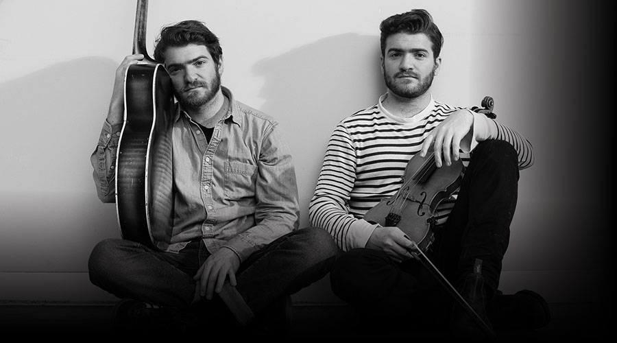 THE CHARMING AMERICAN ACOUSTIC-FOLK DUO, THE BROTHER BROTHERS, ANNOUCE THEIR FIRST AUSTRALIAN TOUR