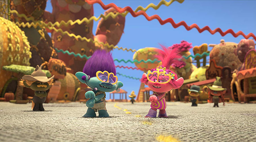 Watch the new trailer for Trolls World Tour!