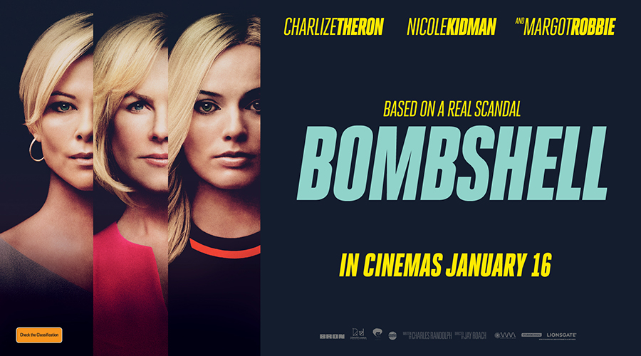 Win tickets to a very special screening of BOMBSHELL!