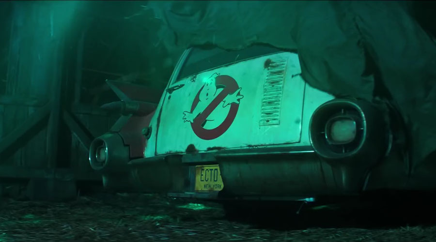 Watch the new trailer for Ghostbusters: Afterlife in cinemas July 2, 2020