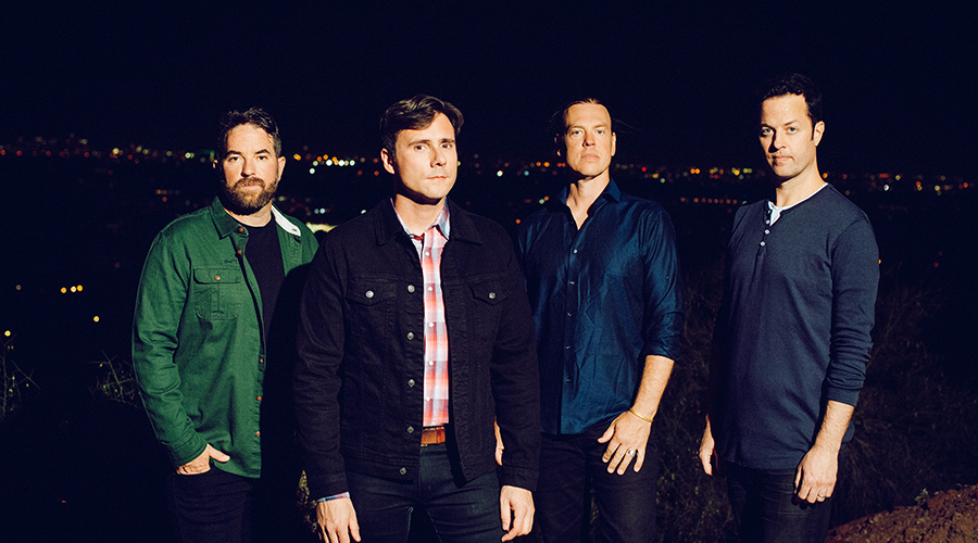 Jimmy Eat World is returning to Australia March 2020