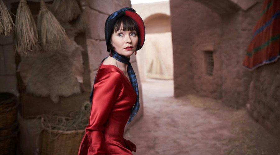 Watch the new official trailer for Miss Fisher and the Crypt of Tears!