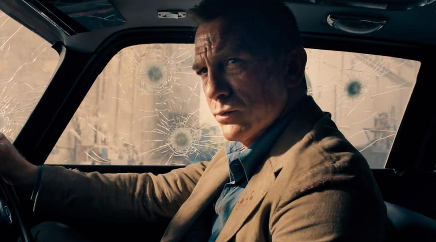 """Bond… James Bond"" – The first trailer for NO TIME TO DIE is here!"