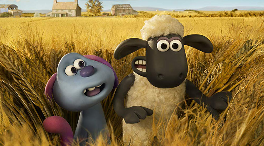 Shaun the Sheep Movie: Farmageddon Movie Review