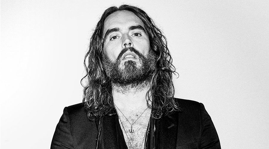 Russell Brand - Recover Live Tour is coming to Australia early 2020
