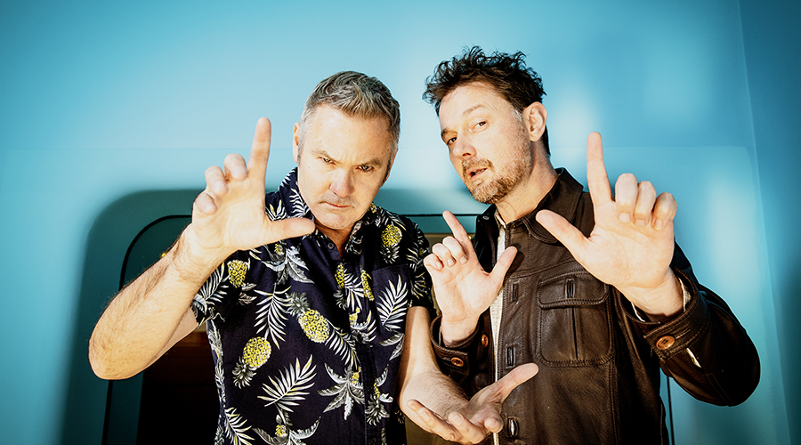Paul McDermott & Gatesy are coming to the Brisbane Powerhouse