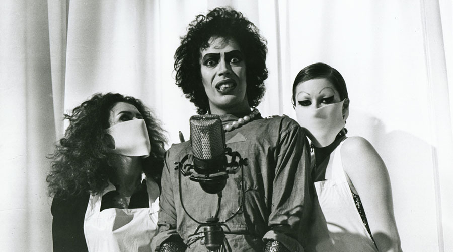 The Rocky Horror Picture Show interactive screening is coming to Schonell Theatre this March