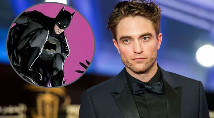 "Filming is now underway on Warner Bros. Pictures' ""The Batman""!"
