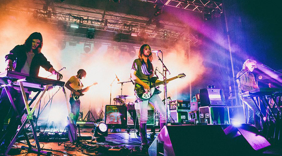 Tame Impala announces biggest every Australian Tour!