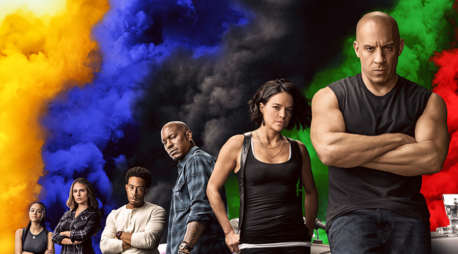 Watch the first trailer for Fast & Furious 9: The Fast Saga!