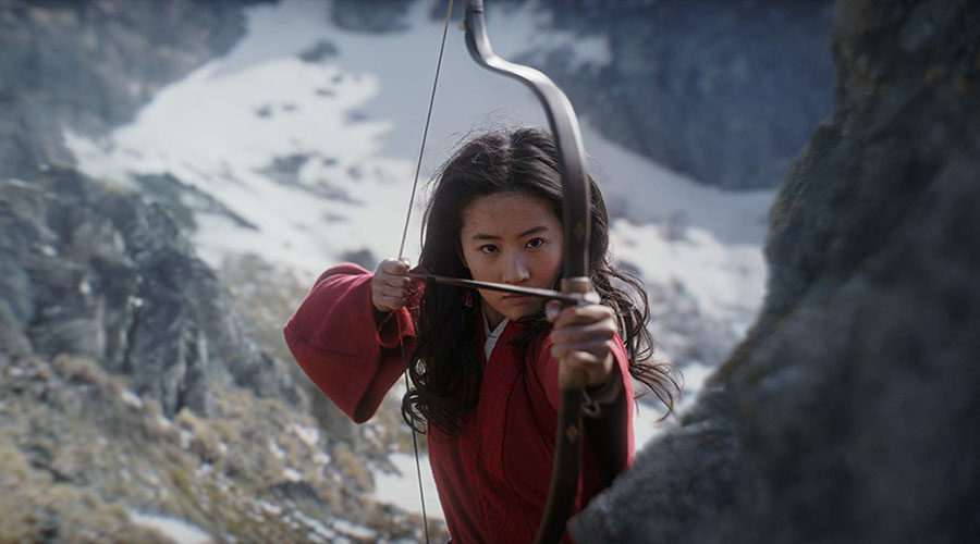 Watch the new trailer for Disney's Mulan!