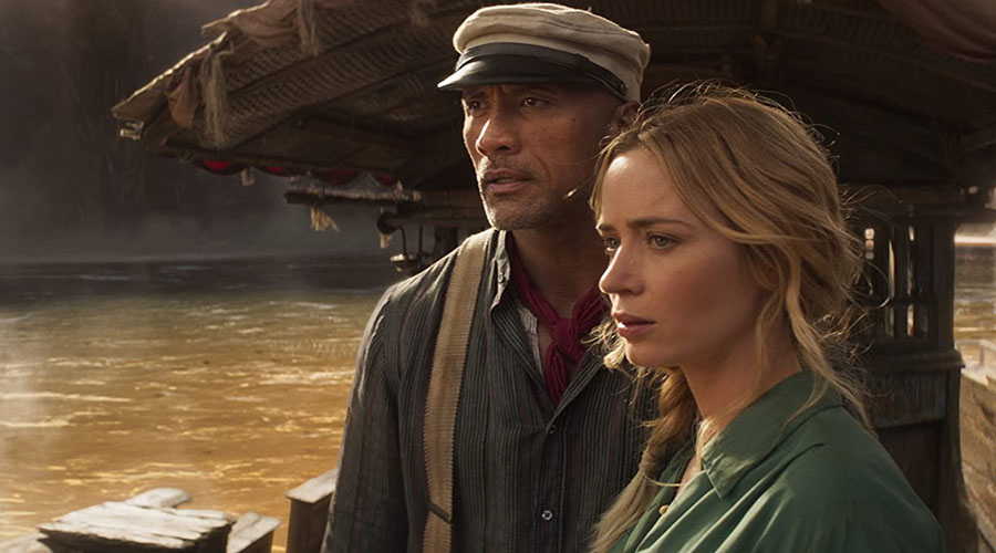 Watch the trailer for Disney's latest flick - Jungle Cruise!