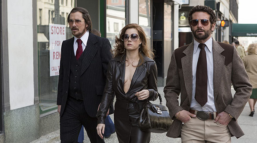 Retro Movie Review - American Hustle
