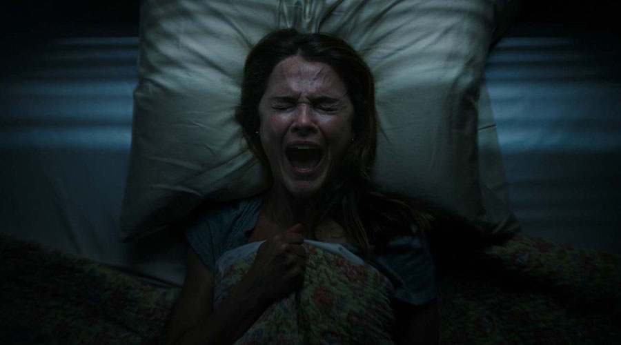 Watch the trailer for the upcoming horror - Antlers!