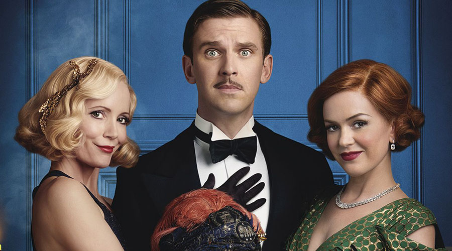 Watch the trailer for Blithe Spirit