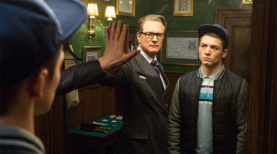 Retro Movie Review || Kingsman: The Secret Service
