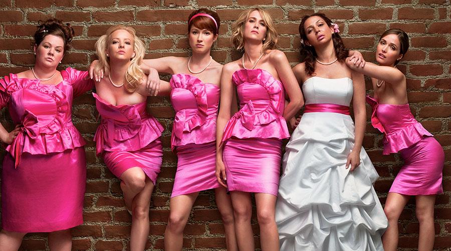 Retro Movie Review - Bridesmaids