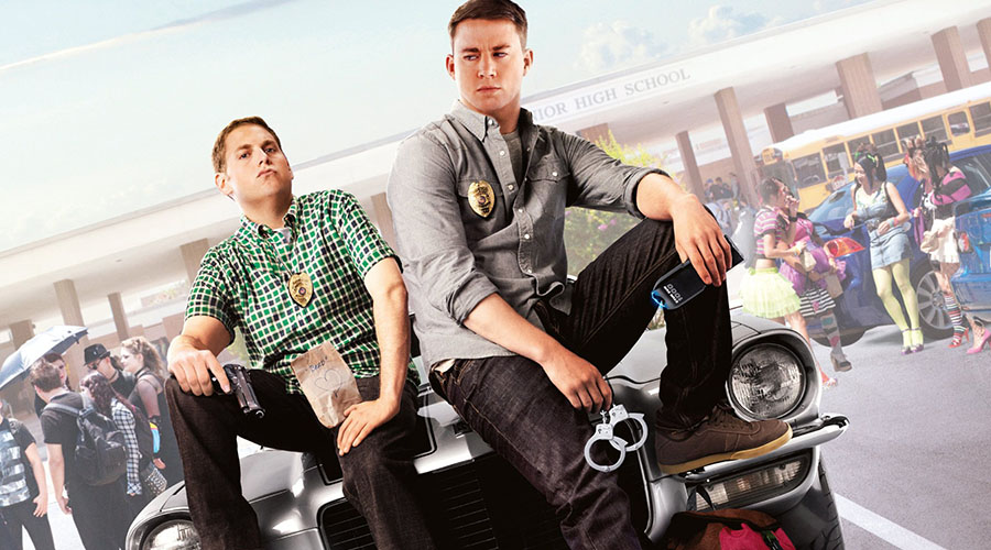 Retro Movie Review - 21 Jump Street