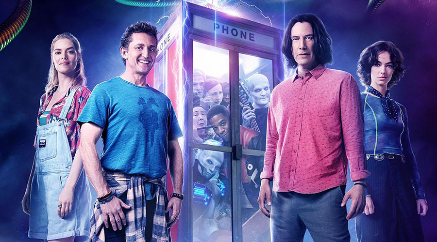 Win tickets to Bill & Ted Face The Music!