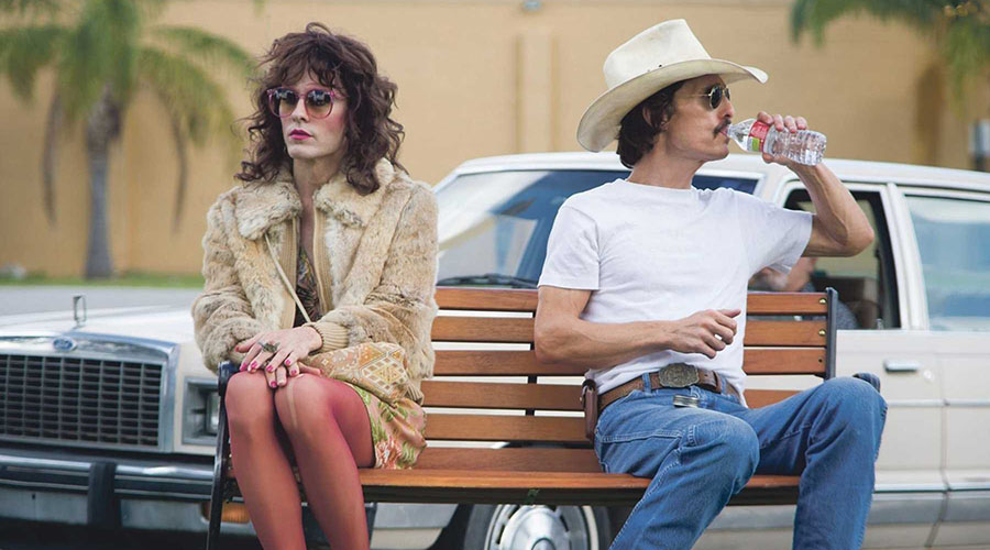 Retro Movie Review - Dallas Buyers Club