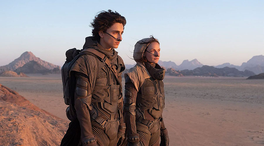 Watch the trailer for Dune - in cinemas December 26!