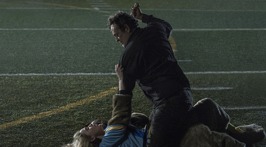 Watch the trailer for Freaky, starring Vince Vaughn and Kathryn Newton!