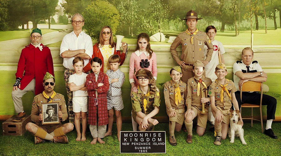 Retro Movie Review - Moonrise Kingdom