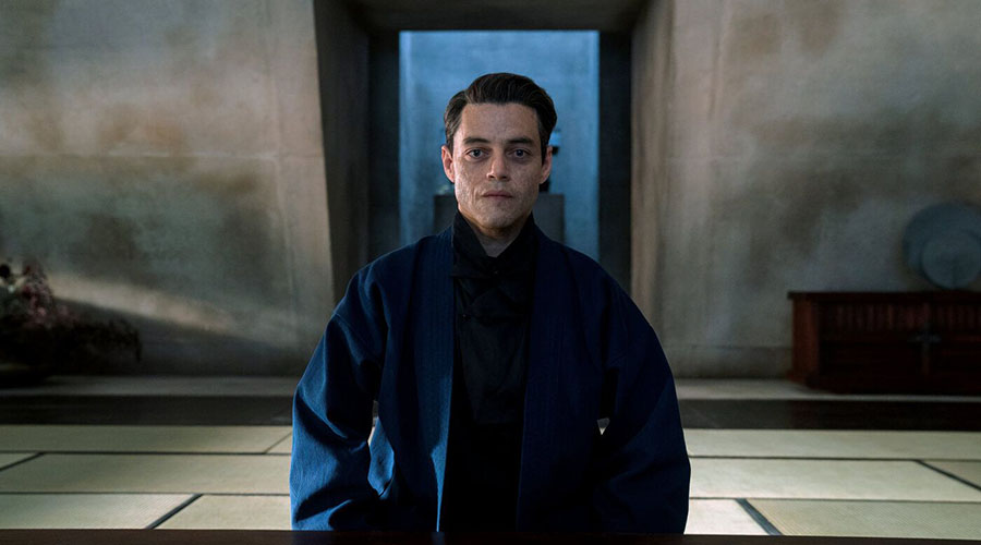Watch the No Time To Die – Rami Malek as Safin Featurette!