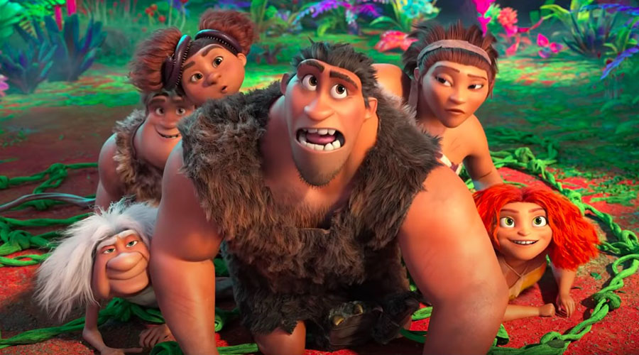 Watch the trailer for The Croods 2: A New Age