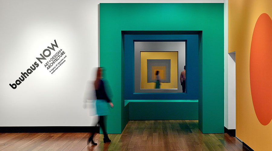 Bauhaus Now Exhibition