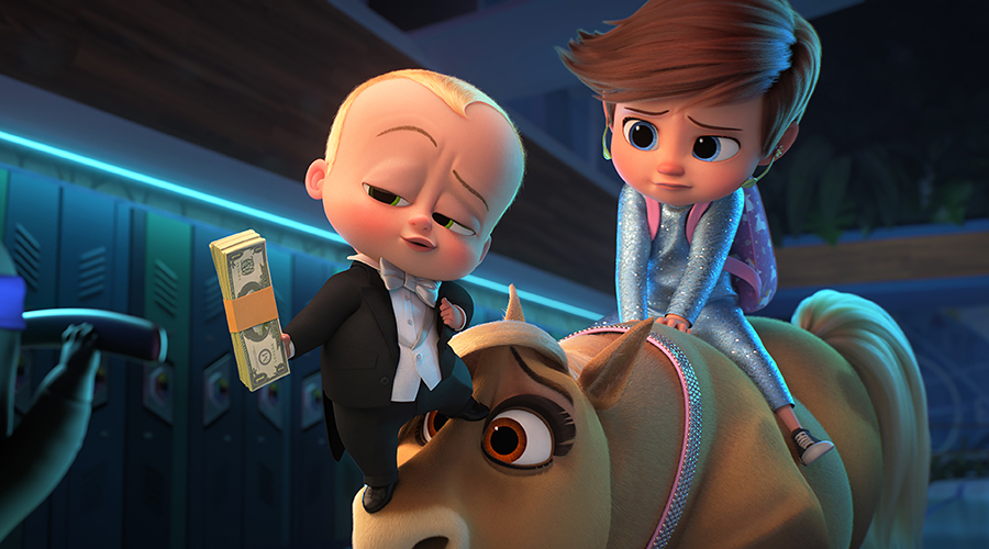Watch the trailer for Boss Baby: Family Business!