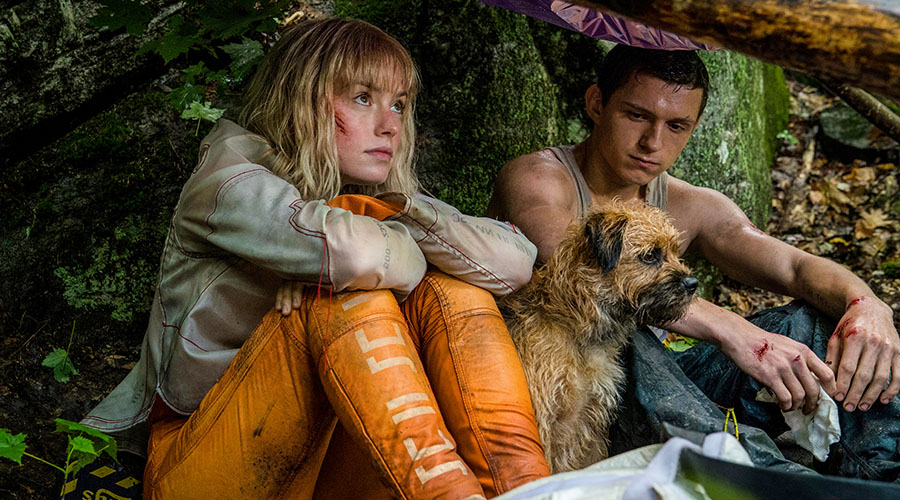 Watch the trailer for Chaos Walking - in Aussie cinemas this January!