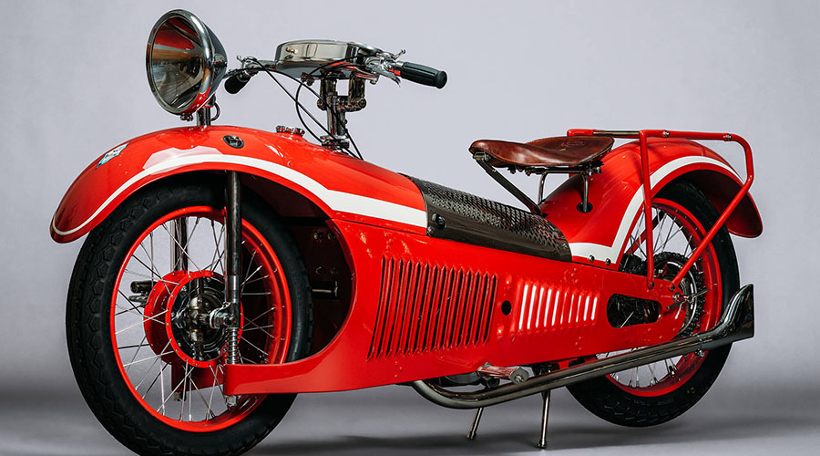 The Motorcycle - Design, Art, Desire Exhibition now open at GOMA!