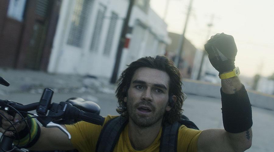 Watch the trailer for Songbird - in Aussie cinemas soon!