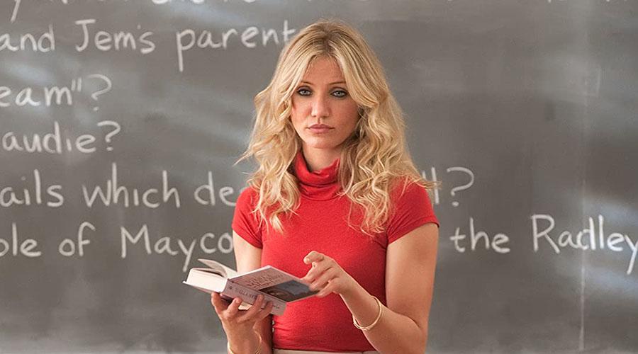 Retro Movie Review - Bad Teacher