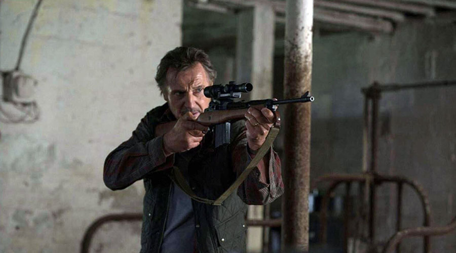 Watch the trailer for The Marksman starring Liam Neeson!