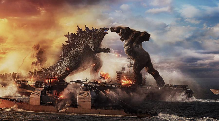 Watch the trailer for Godzilla vs. Kong - roaring into cinemas March 25!