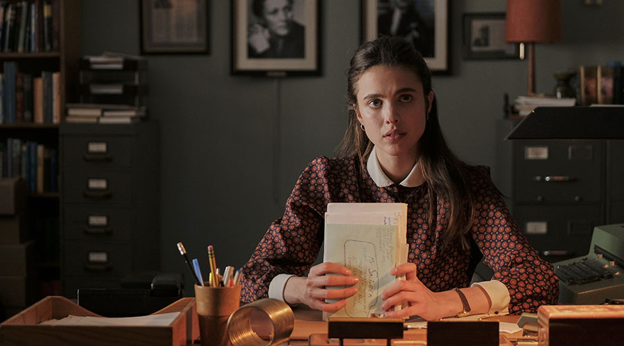 Watch the trailer for My Salinger Year!