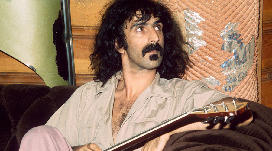 Watch the trailer for Zappa - in Aussie cinemas February 18!