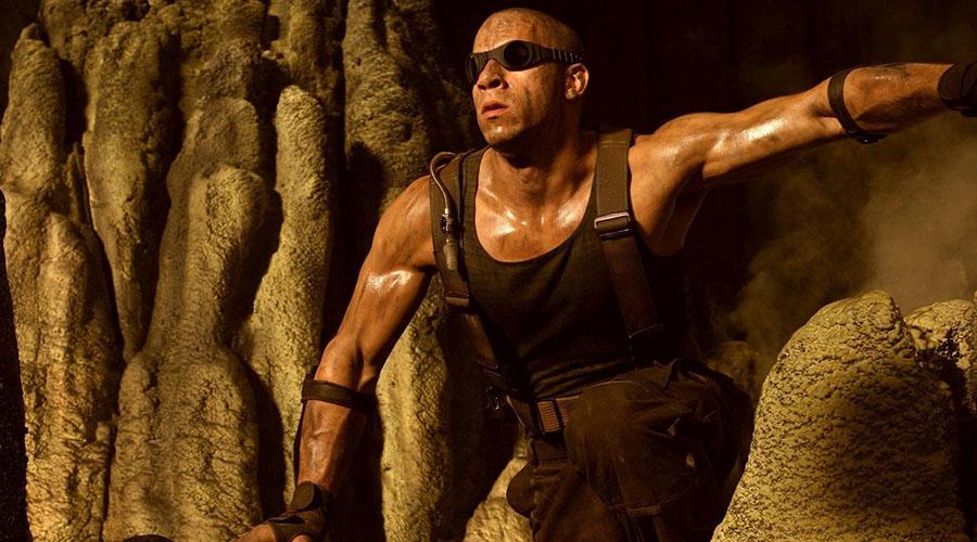 Retro Movie Review - Riddick