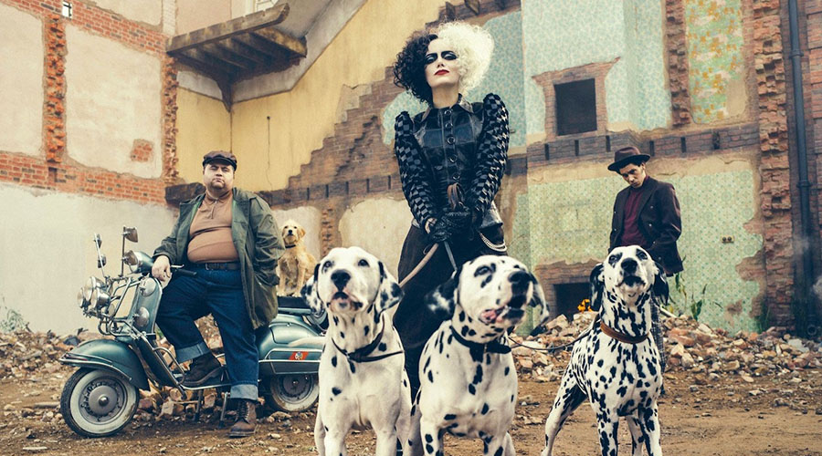 Watch the trailer for Disney's all new live-action film - Cruella!
