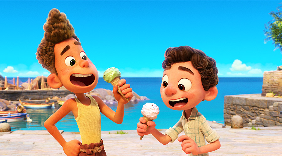 Watch the trailer for Disney and Pixar's Luca!