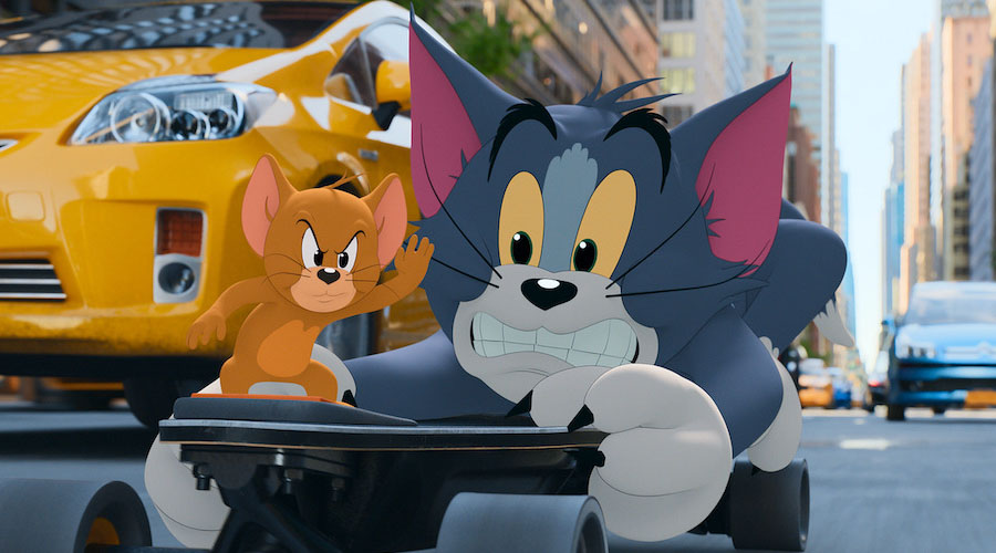 Watch the trailer for Tom & Jerry - in Aussie cinemas April 1!