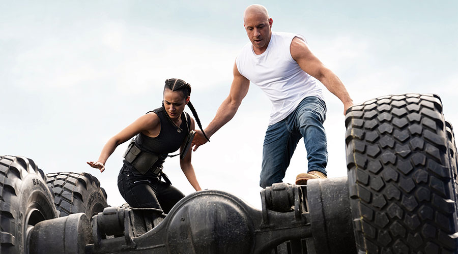 Watch the brand new trailer for Fast & Furious 9 - in cinemas June 2021!