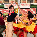 Watch the very first teaser trailer for Academy Award® winning director Steven Spielberg's new film adaptation of the musical West Side Story!