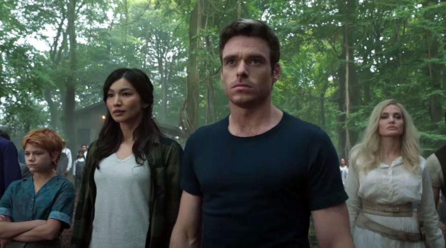 Watch Marvel Studios debut teaser trailer for Eternals!