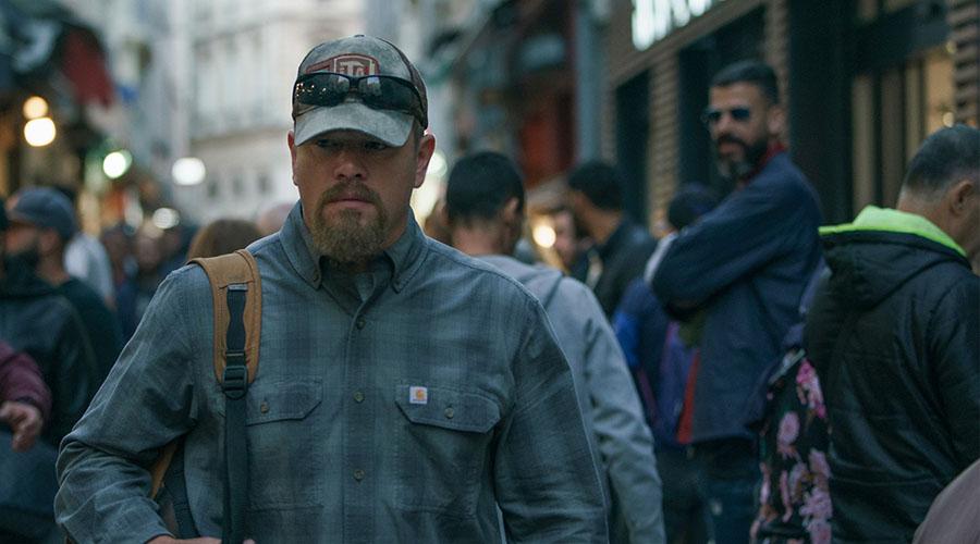 Watch the trailer for Stillwater - staring Matt Damon!